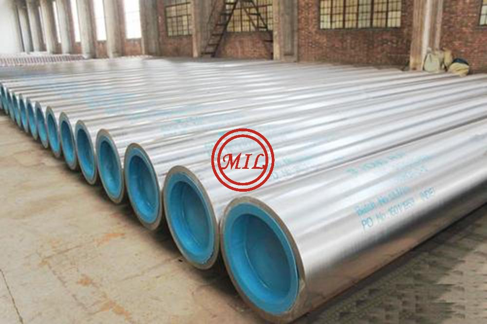 ASTM A691 2-1/4CR EFW PIPE