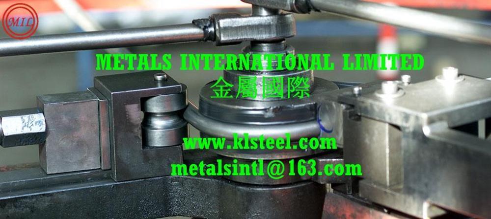 ASME SA688,ASME SA556 U型热交换器管 4
