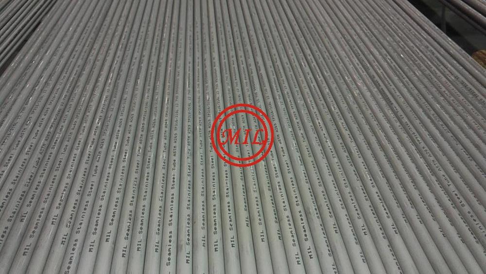 ASTM A269 TP316/316L SEAMLESS STAINLESS STEEL TUBE
