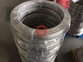 ASTM A269 TP304L WELDED STAINLESS STEEL TUBE IN COIL