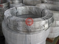 ASTM A269 TP316 WELDED STAINLESS STEEL TUBE IN COIL