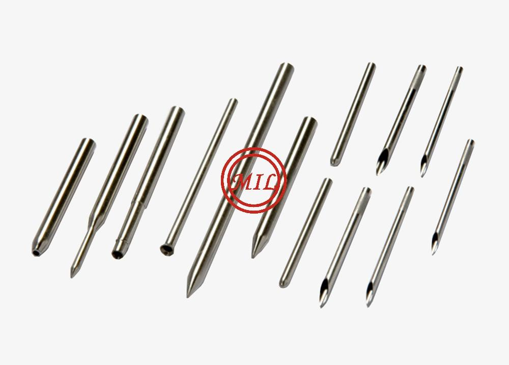 ASTM A269 TP316/TP16L STAINLESS STEEL SURGICAL TUBE
