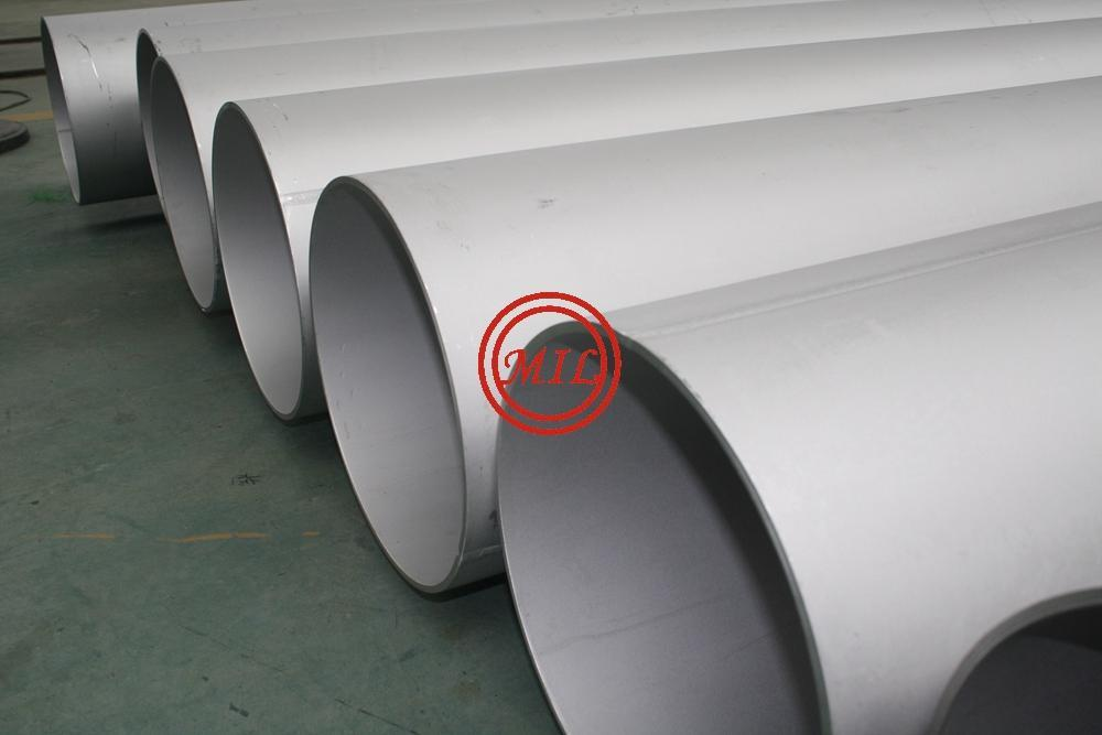 ASTM A269 TP304/304L WELDED STAINLESS STEEL PIPE