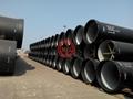 ISO 2531,EN  545,EN 598,BS 4772,AS 2280 T-Type (Push-on Joint) Ductile Iron Pipe