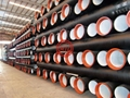 ISO 2531,EN  545,EN 598,BS 4772,AS 2280 T-Type (Push-on Joint) Ductile Iron Pipe