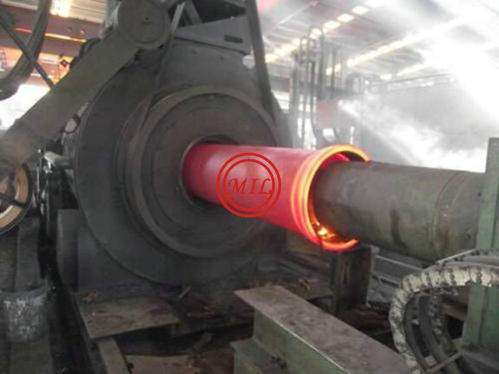 EN 598 DUCTILE  IRON PIPE