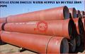 ISO 2531,EN545,EN598,BS4772,AS 2280,KSD 4311 Ductile Iron Pipe 17