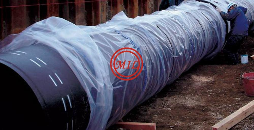 EN545,EN598,ISO 2531,AS 2280,BS 4772 K-Type(Mechanical) Joint Ductile Iron Pipes 4