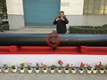 ISO2531,EN545,EN598,AS2280,BS4772 K-Type(Mechanical) Joint Ductile Iron Pipes