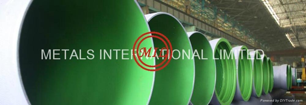 ISO 2531,EN545,EN598,BS4772,AS 2280,KSD 4311 Ductile Iron Pipe 18