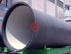 ISO2531,EN545,EN598,AS2280,BS4772 K-Type(Mechanical) Joint Ductile Iron Pipes