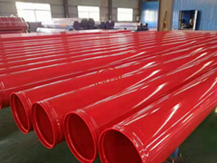 AS 1074 Roll Groooved (Victaulic) Pipe