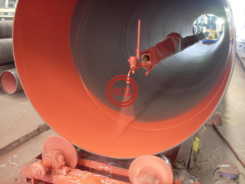 AWWA C210 Standard for Liquid-Epoxy Coating Systems for the Interior and Exterior of Steel Water Pipelines