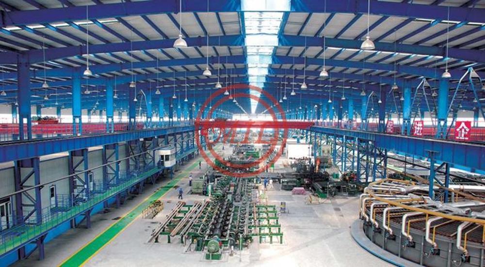 ASTM A106,ASTM A179,ASTM A192,ASTM A210,ASTM A213,BS 3059,EN10216 Boiler Tube  6