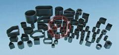 ASTM A500/ASTM519/AS1163/EN10219 Irregular Tube,FBizarre Tube,Shaped Tube