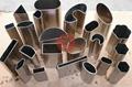 ASTM A500,STM519,AS1163,EN10219 Steel Profiles,FBizarre Tube,Shaped Tube