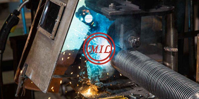 螺旋高頻焊翅片管-HG/T3181,JB/T6512,NB/T 47030 13