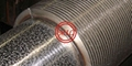 Spiral/Helical High Frequency Welded Solid Finned Tube & Tubos aletados