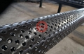 API 5CT K55 Perforated casing screen pipes