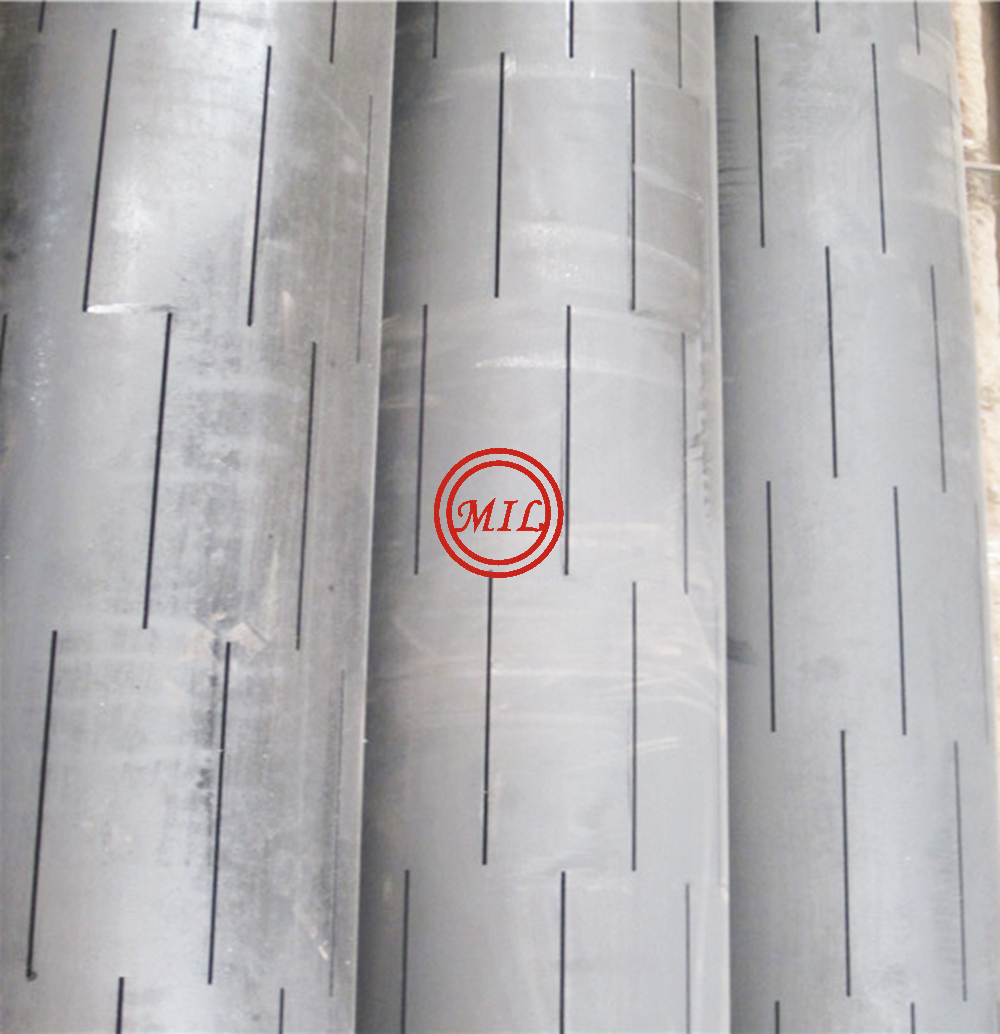 API 5CT N80 SLOTTED LINER
