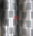 API 5CT H40,J55,K55,N80 Slotted Liners,Screen Pipe & Perforated Pipe