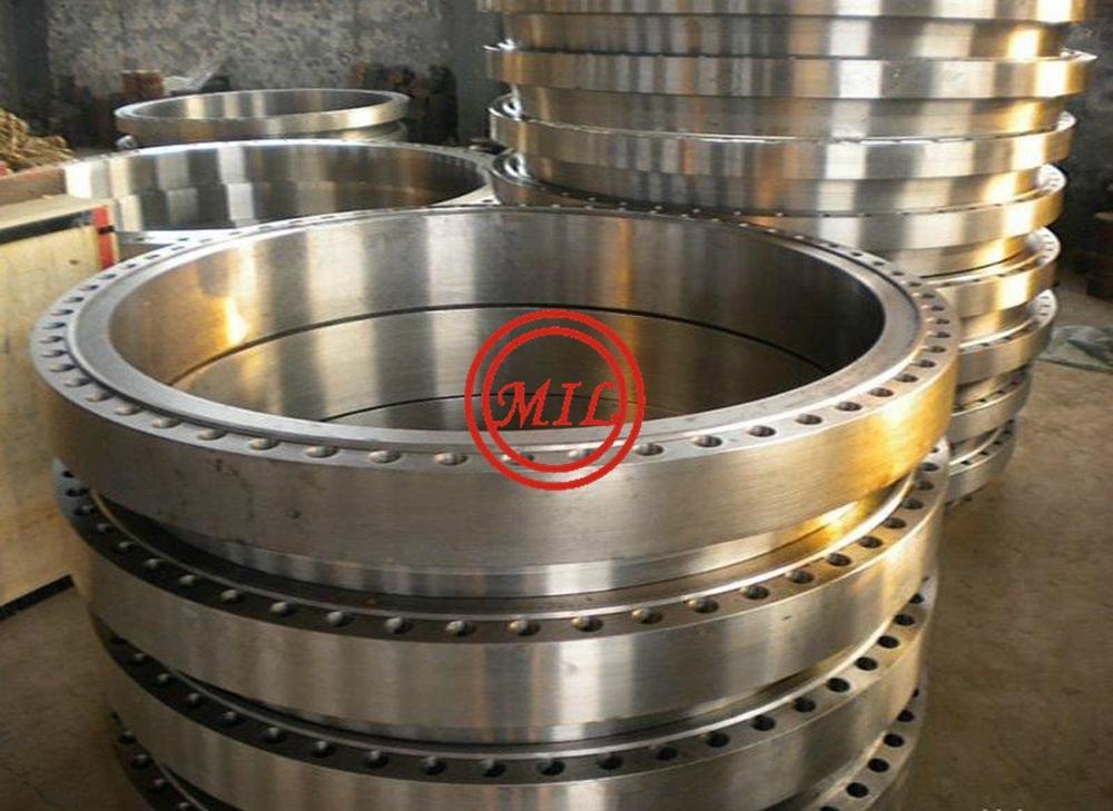 ASTM A182 F5 socket weld flange