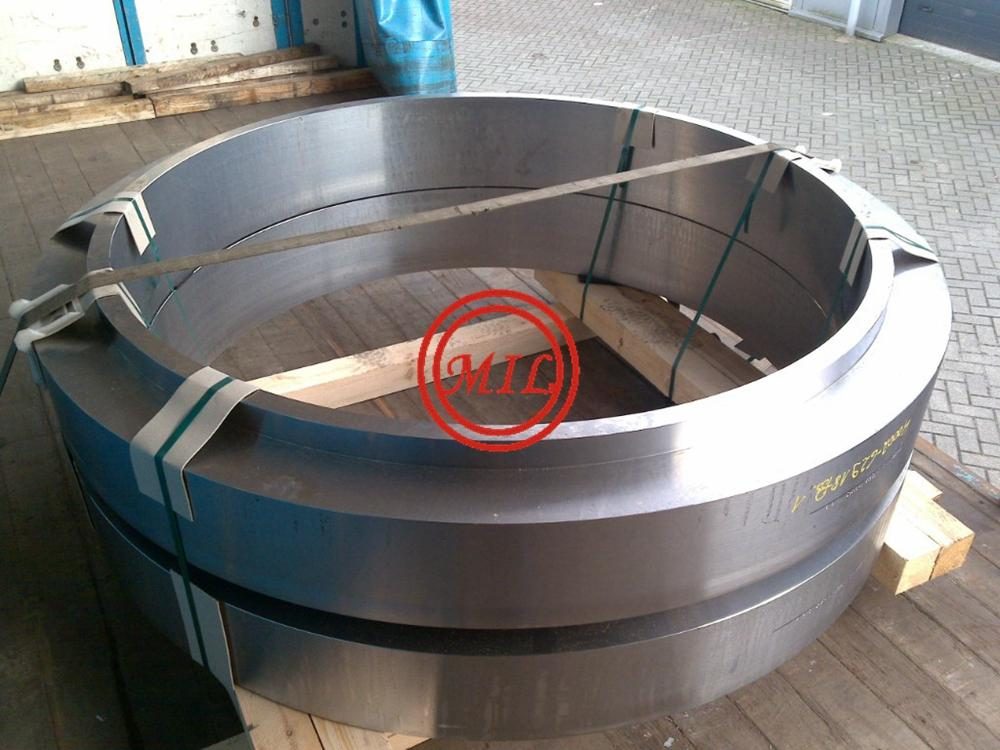 Girth Flanges in Chrome-Moly Steel ASTM A336 F11
