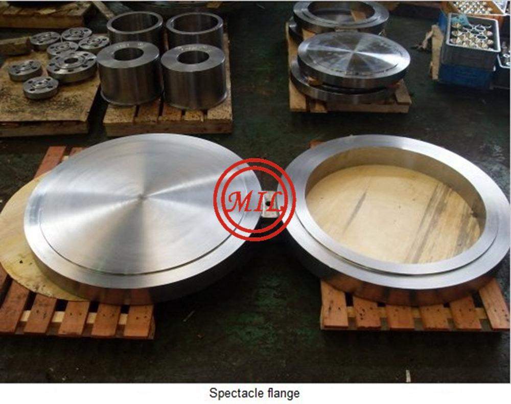 ASME B16.48 SPECTACLE FLANGE