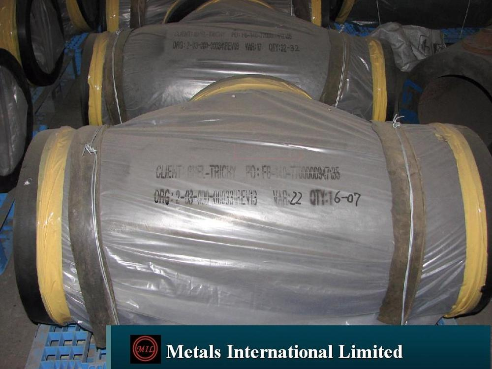 ASTM A234 WP11/12 TEES