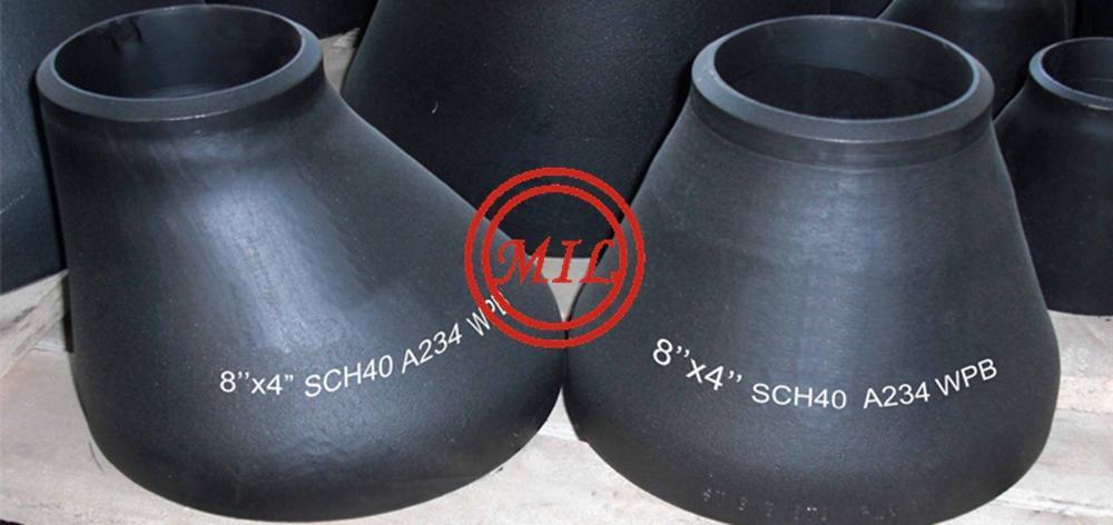 ASTM A234 WPB ECCENTRIC REDUCER