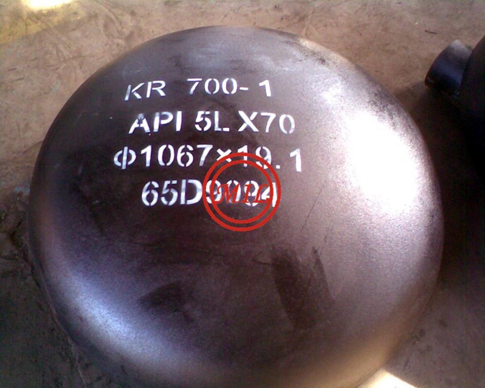 API 5L X70 PSL2 CAP