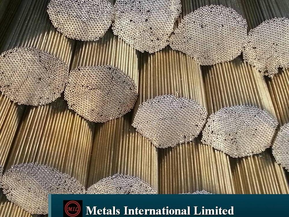 ASTM B111,ASTM B360,ASTM B819,,ASTM B903 Copper Heat