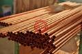 ASTM B111,ASTM B360,ASTM B819,,ASTM B903 Copper Heat Exchanger Tube
