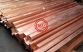 EN 12163, EN 12164,EN 12165, EN 12167,EN 13601 COPPER RODS/BARS