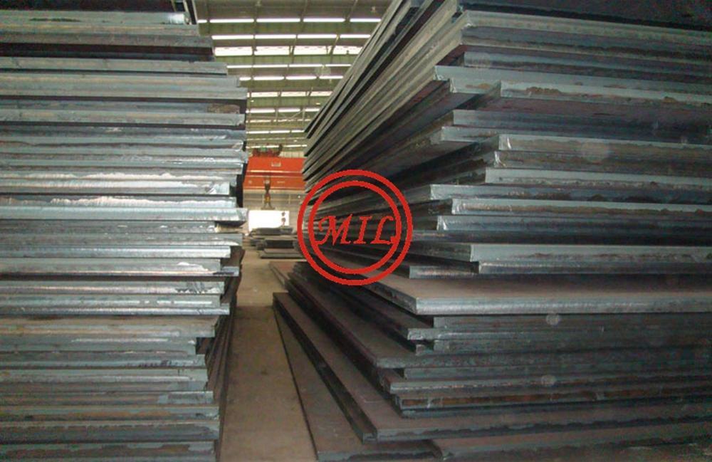 ASTM A285,ASTM A387,ASTM A516,ASTM A537,EN 10028-2/3/4 BOILER STEEL PLATE 5