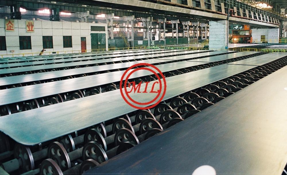 ASTM A283 C,ASTM A387,ASTM A516,ASTM A537,EN 10028-2/3/4 BOILER STEEL PLATE 12