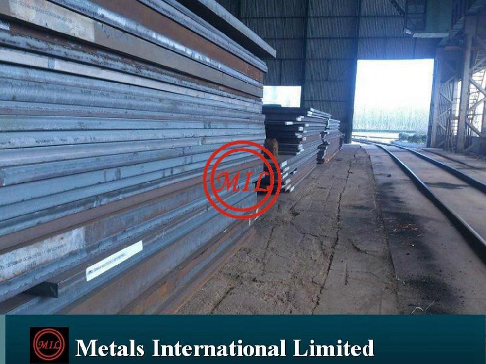 ASTM A283 C,ASTM A387,ASTM A516,ASTM A537,EN 10028-2/3/4 BOILER STEEL PLATE 9
