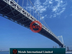 GB/T 714橋梁用鋼板