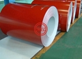 ASTM A755/EN10619 COLOURED PREPAINTED GALVANIZED(PPGI) Coils/Sheets