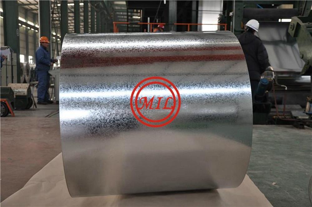 EN 10142,EN 10147JIS G3302,ASTM A653,ASTM A525 Galvanized Steel Coils/Sheets 3