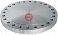ASTM A182 F316L STAINLESS STEEL BLIND FLANGE
