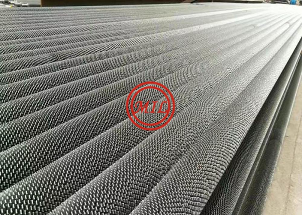 serrated_carbon_steel_finned_tube_for_boiler_economizer_asme_standard_10_fpi