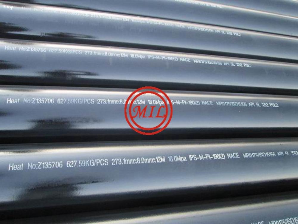 API5L X52 PSL2 NACE MR0175 IPS-M-PI-190