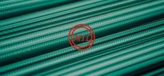 BS 4449 460B/B500B,ASTM A615 G60S/G40S Epoxy Coated Deformed Bar, Rebar