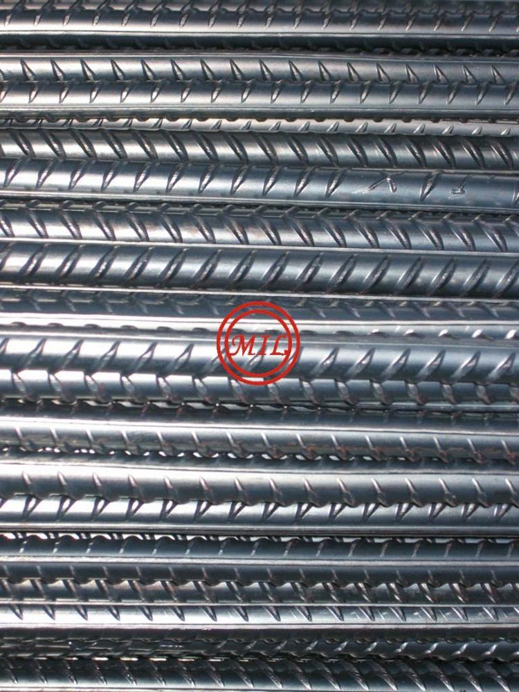 Stainless Steel Deformed Bars