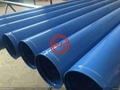 AS 1074 VICTAULIC-TYPE BLUE PAINTED STEEL TUBE
