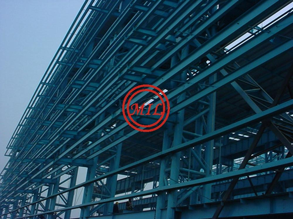 I-BEAM STEEL STRUCTURE