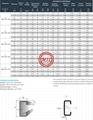 DIN 1025 H-Pile,H-BEAM,ASTM A992,BS 5950-1 WIDE BEAM,UB,UC,IPE,T BEAM,L BEAM  16