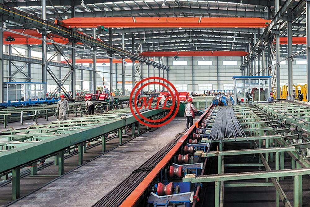 ASTM A106,ASTM A179,ASTM A192,ASTM A210,ASTM A213,BS 3059,EN10216 Boiler Tube  13