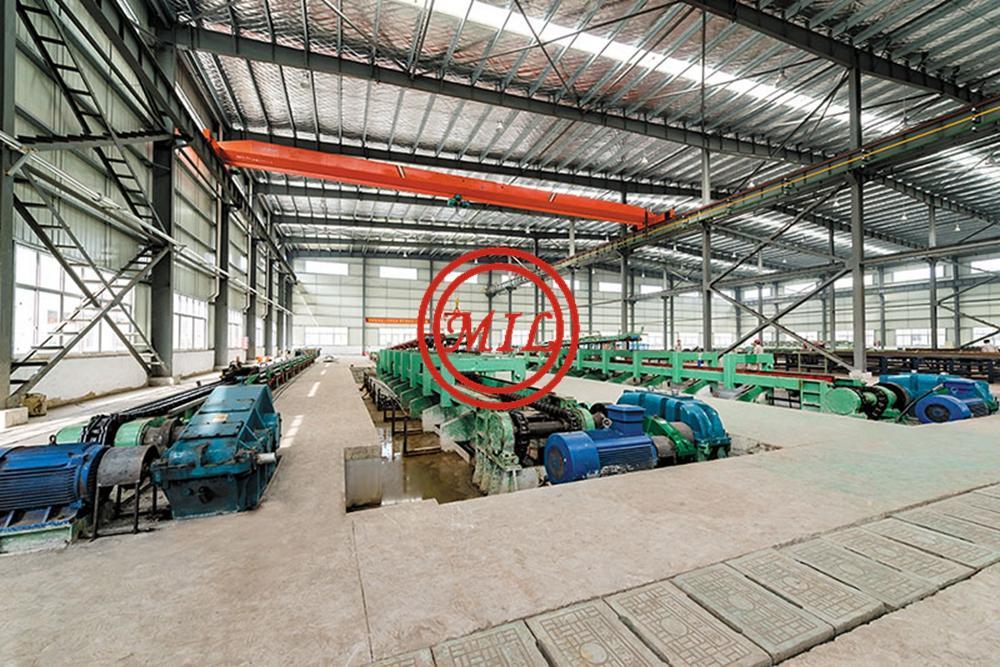 ASTM A106,ASTM A179,ASTM A192,ASTM A210,ASTM A213,BS 3059,EN10216 Boiler Tube  14